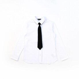 ネクタイ付き 長袖シャツ(140-160サイズ)/コムサイズムキッズ(COMME CA ISM)