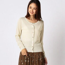 ラメショートカーディガン/ミューズ リファインド クローズ(MEW'S REFINED CLOTHES)
