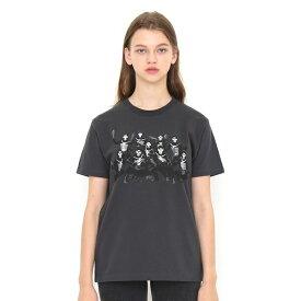 【ユニセックス】コラボレーションTシャツ/ショッカー集合(仮面ライダー)/グラニフ(graniph)
