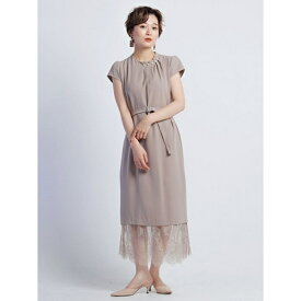 パールタックカラー3WAYドレス(オケージョン)/レディメイド(LADYMADE)