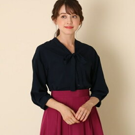 【WEB限定プライス】INNOWAVE(イノウェーブ)ボウタイミニボタンシャツ/クチュールブローチ(Couture Brooch)