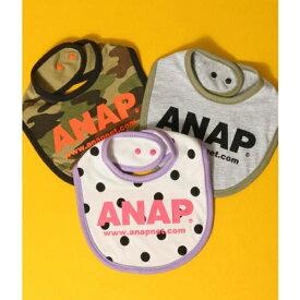 3パターン柄スタイ/アナップキッズ&ガール(ANAP KIDS&GIRL)