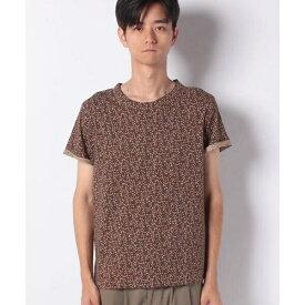総柄Tシャツ・カットソー/ベネトン メンズ(UNITED COLORS OF BENETTON)