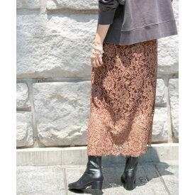 レディススカート(KBF+ 製品染めレーススカート)/KBF(KBF)