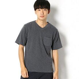 【HALB(ハルプ)】VネックTシャツ/テットオム(TETE HOMME)