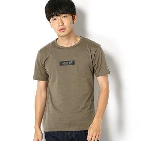 【HALB(ハルプ)】BOXロゴ Tシャツ/テットオム(TETE HOMME)