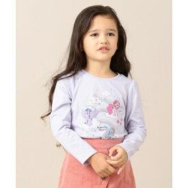 【80−130cm】マイリトルポニー レインボー Tシャツ/エニィファム キッズ(any FAM KIDS)