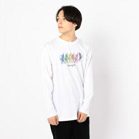 Colorful Dancing Tama ロンT/フレディ&グロスター レディース(FREDY&GLOSTER)