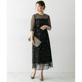 レディスワンピース(troisiemechaco 刺繍ドレス)/アーバンリサーチ ロッソ(URBAN RESEARCH ROSSO)