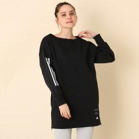 adidas スウェットトレーナー/クチュールブローチ(Couture Brooch)