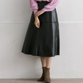 エコレザースカート/ケティシェリー(ketty cherie)