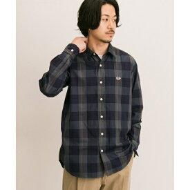 メンズシャツ(Scye CottonOxfordCheckedBoxy)/アーバンリサーチ(メンズ)(URBAN RESEARCH)