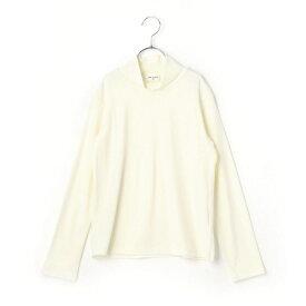 〔140cm〜〕プレミアウォーム ハイネックTシャツ/コムサフィユ(COMME CA FILLE)