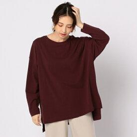 バックスナップTシャツ/ノーリーズ レディース(NOLLEY'S)