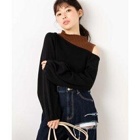 レイヤードデザインセーター/ウィゴー(レディース)(WEGO)