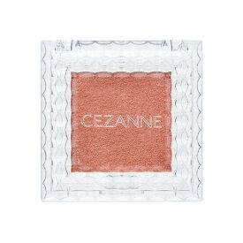 シングルカラーアイシャドウ 06 オレンジブラウン/セザンヌ(CEZANNE)
