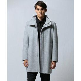 S'100s ジャパンメルトン スタンドカラー コート/カルバン・クライン メン(Calvin Klein men)