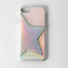 <Hashibami>レザースターミラー iPhone 7/8カバー/ビューティ&ユース ユナイテッドアローズ レディス(BEAUTY&YOUTH)