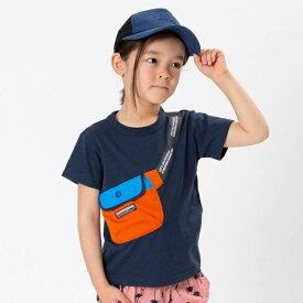 サコッシュ付きTシャツ/エフオーオンラインストア(F.O.Online Store(SC))