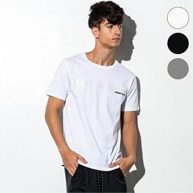 NUMBER (N)INE DENIM(ナンバーナインデニム)ラインプリントTシャツ/ナンバーナイン デニム(NUMBER(N)INE DENIM)