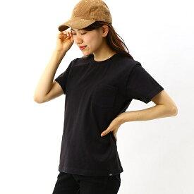【THE NORTH FACE】Tシャツ(レディース SSヘビーコットンティー)/ザ・ノース・フェイス(THE NORTH FACE)