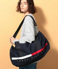 【オンライン限定】TINOダッフルバッグ BAG ショルダーバッグ ボストン/トミー ヒルフィガー