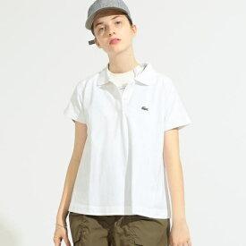 LACOSTE × BEAMS BOY / 別注 Aライン ポロシャツ/ビームス ボーイ(BEAMS BOY)