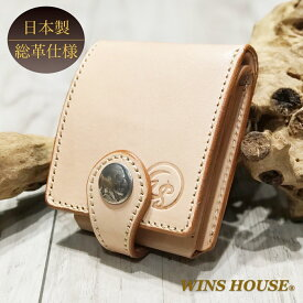 【ウォレット/財布】オイルレザーWー85/ウインズハウス