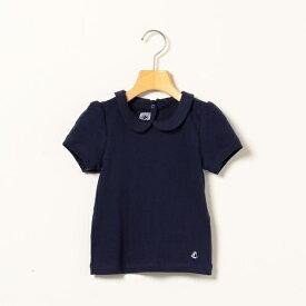 PETIT BATEAU:襟つき Tシャツ 110cm/シップス エニィ(キッズ)(SHIPS any)