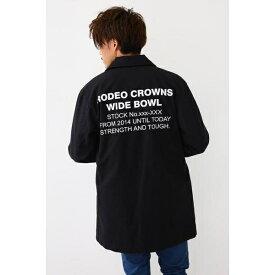 ロングミリタリーJK/ロデオクラウンズ ワイドボウル(メンズ)(RODEO CROWNS WIDE BOWL)