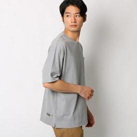 サイクロビッグシルエット半袖Tシャツ/ザ ショップ ティーケー(メンズ)(THE SHOP TK Mens)