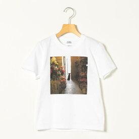 SHIPS any×STUDIO BLANCHE: 別注 Chibi Tシャツ /シップス エニィ(キッズ)(SHIPS any)