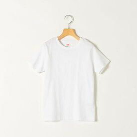 SHIPS any×Hanes: 別注 ユーティリティー ベーシック 半袖Tシャツ<KIDS>/シップス エニィ(キッズ)(SHIPS any)