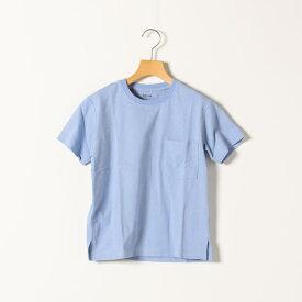 SHIPS any: USAコットン ベーシック ポケット Tシャツ<KIDS>/シップス エニィ(キッズ)(SHIPS any)