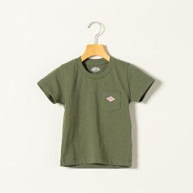 DANTON:ポケット Tシャツ/シップス エニィ(キッズ)(SHIPS any)