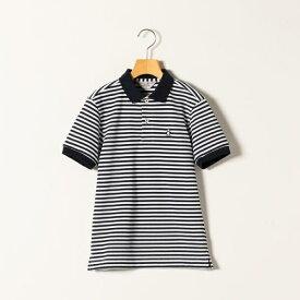 SHIPS any×Munsingwear: ボーダーポロシャツ/シップス エニィ(キッズ)(SHIPS any)