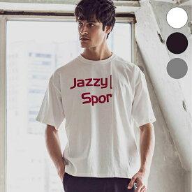 hummel(ヒュンメル)×Jazzy Sport(ジャジースポート)ロゴビックTシャツ/ヒュンメル(シフォン)(hummel)