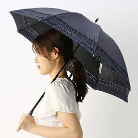 先染め生地/ラメ糸使用晴雨兼用パラソル遮光/UV/1段スライドショート/ジルスチュアート(オーロラ)(JILL STUART)