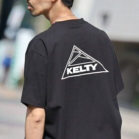 KELTY(ケルティ)別注プリントTシャツ/コーエン(メンズ)(coen)
