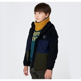 アクティブフードJK(裏マイクロフリース)【120cm〜170cm】/クリフメイヤーキッズ(KRIFF MAYER KIDS)