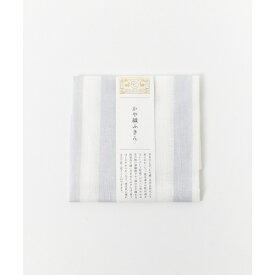 花ふきん かや織ふきん 縞/アーバンリサーチ ドアーズ