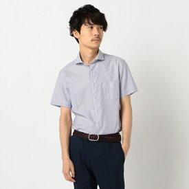 パラシュートボタン ドレス半袖シャツ/フレディ&グロスター メンズ(FREDY&GLOSTER)