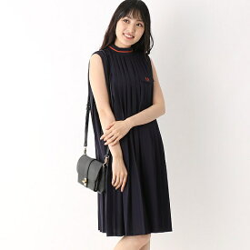 【A20】PLEATED DRESS/フレッドペリー(レディス)(FRED PERRY)