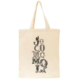 マーメイドロゴ デザイントートバッグ/ホコモモラ(JOCOMOMOLA)
