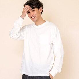 USAコットンロングスリーブTシャツ(一部WEB限定カラー)#/コーエン(メンズ)(coen)