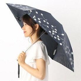 雨晴兼用軽量傘/カーボン骨使用軽量/撥水/遮光/UV加工/ジルスチュアート(オーロラ)(JILL STUART)