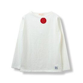 """saintete×ビーミング by ビームス / 別注 """"BBB"""" ボートネック Tシャツ/ビーミングライフストア(メンズカジュアル)(Bming lifestore MC)"""