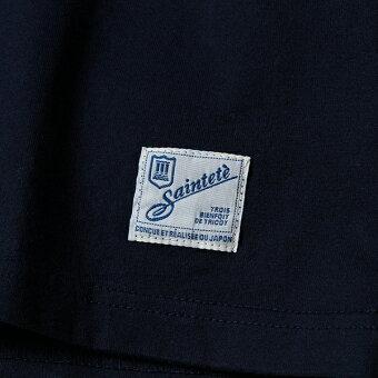 """saintete×ビーミングbyビームス/別注""""BBB""""ボートネックTシャツ/ビーミングライフストア(メンズカジュアル)(BminglifestoreMC)"""