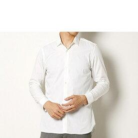 グログラン2WAYシャツ/モルガンオム(MORGAN HOMME)