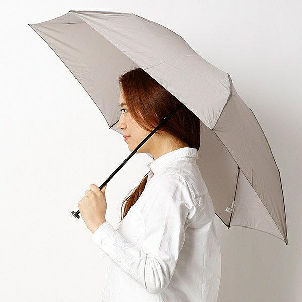 【軽量約94g!・無地】ユニセックス折りたたみ傘(バーブレラ Barbrella(R))/マッキントッシュ フィロソフィー(MACKINTOSH PHILOSOPHY)